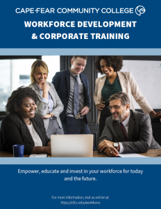 Workforce Development and Corporate Training - Empower, educate, and invest in your workforce for today and the future